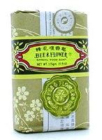 Bee and flower sandalwood soap ingredients