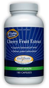 Cherry fruit extract benefits