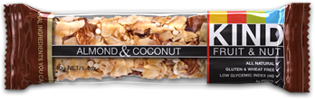 which is the most healthy fruit are kind fruit and nut bars healthy