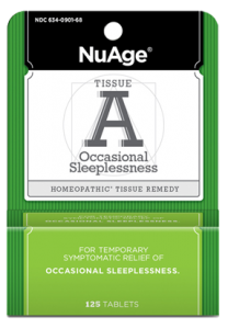 Nuage tissue salts