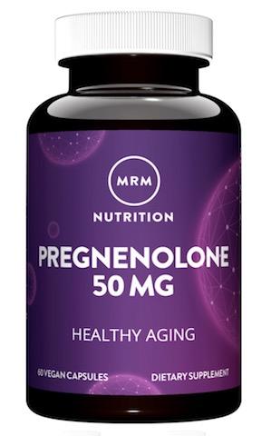 Pregnenolone skin