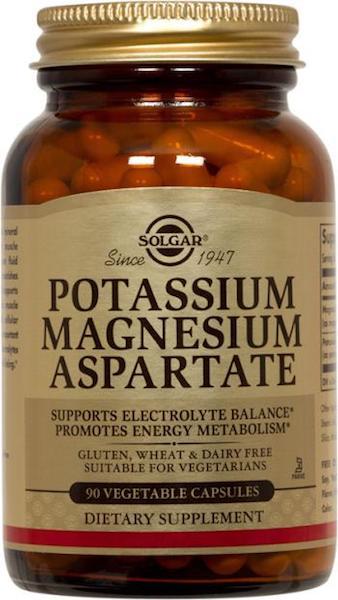 Aspartate supplement