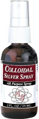 Colloidal silver 100 ppm