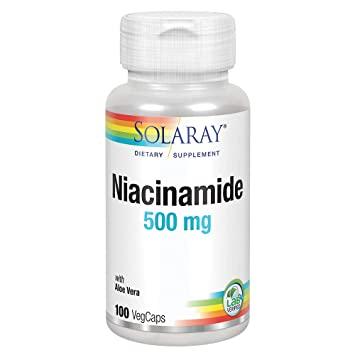 Niacinamide 500mg