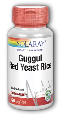 Guggulsterone supplement