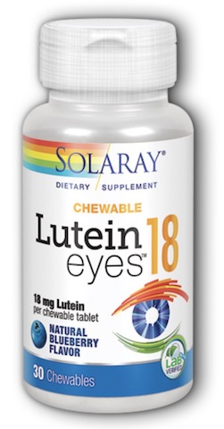 What is lutein made from