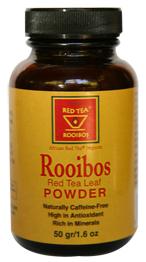 Red tea powder