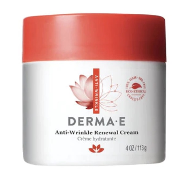 Anti-Wrinkle Renewal Cream 4 Ounces
