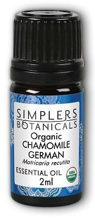 german chamomile essential oil how to take